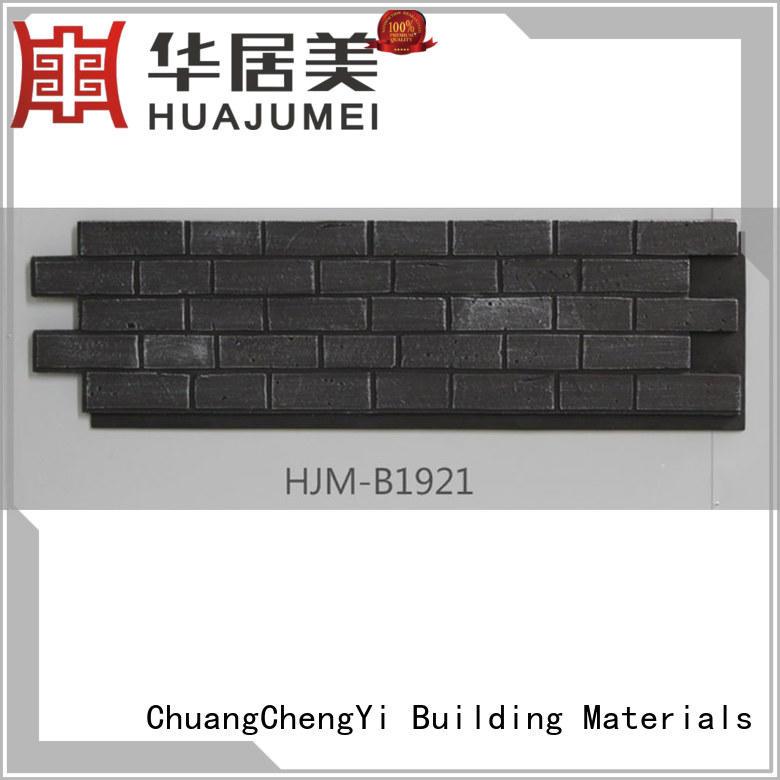 Hot fake brick wall panels material ChuangChengYi Brand