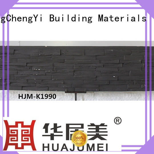 ChuangChengYi lightweight white cultured stone factory for restaurant