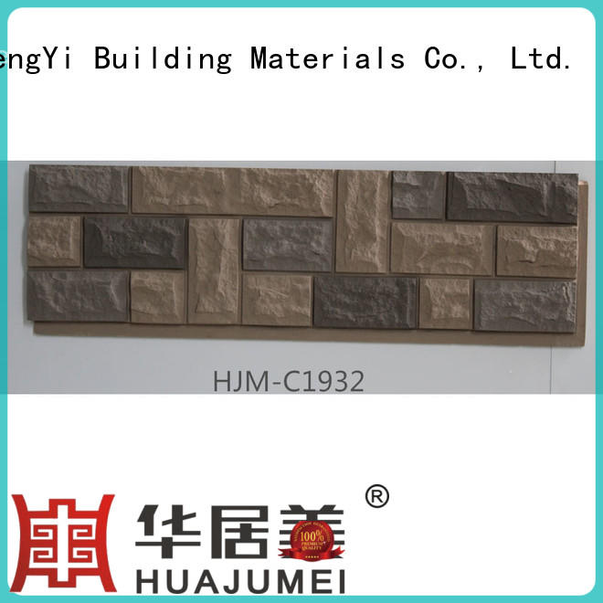 ChuangChengYi Custom fake stone tile manufacturers for retailer