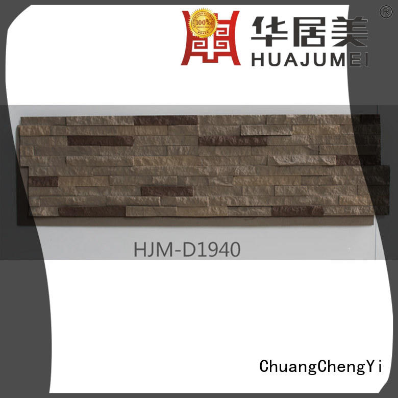 ChuangChengYi polyurethane faux brick cladding company for restaurant