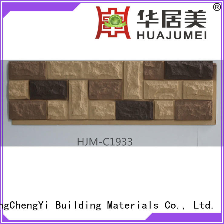 ChuangChengYi lowes faux stone for retailer