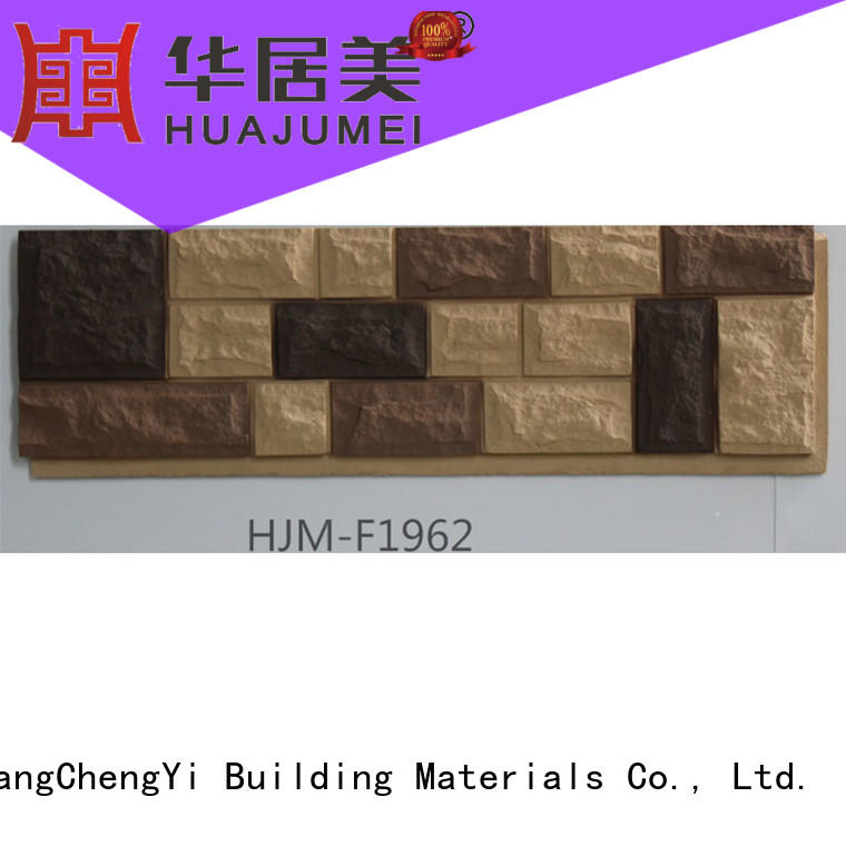 ChuangChengYi Brand material series hjm faux brick panels for interior walls environmental