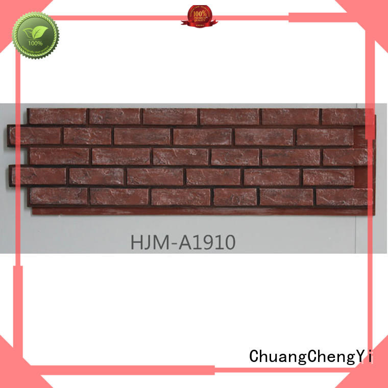 Top best faux stone siding materials supplier for houseowner