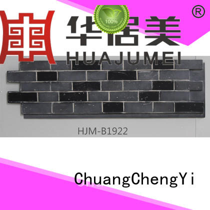 ChuangChengYi weatherproof faux brick producer for exhibition