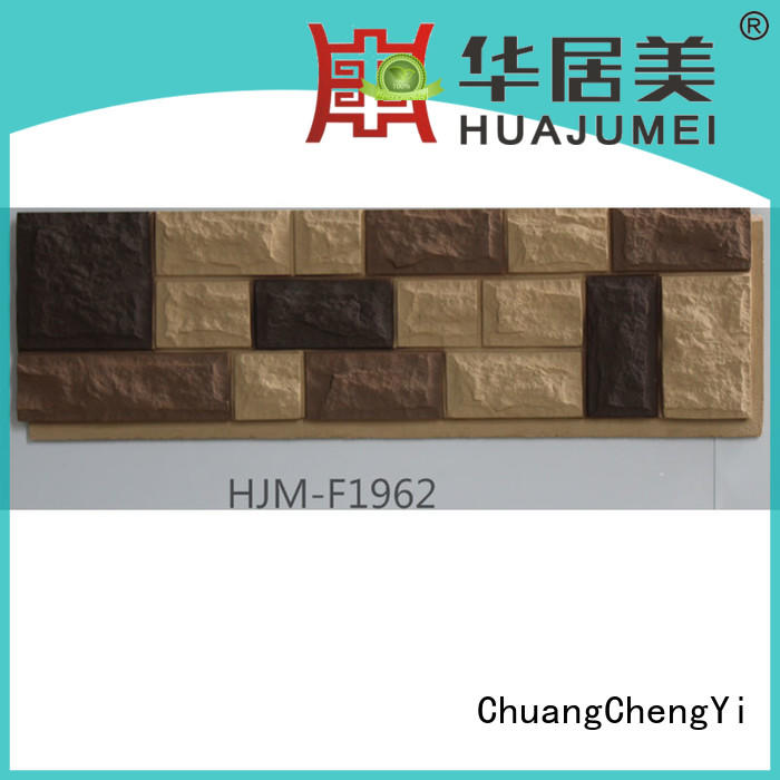 ChuangChengYi Brand ancient interior faux brick panels for interior walls
