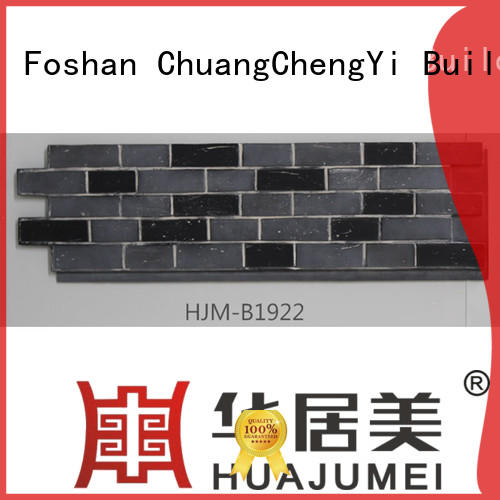 archtitecter foam faux stone supplier for sign