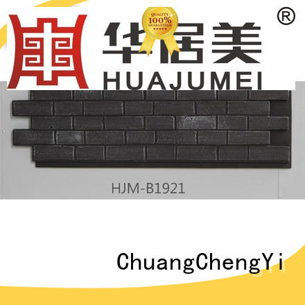 ChuangChengYi Latest foam faux stone Suppliers for churches