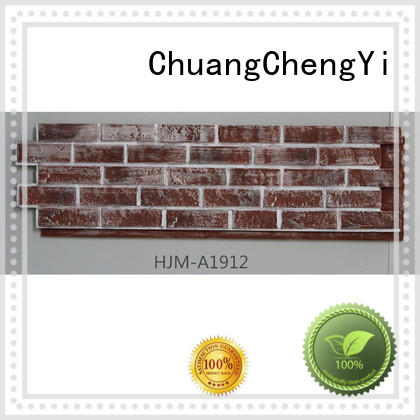 ChuangChengYi hjma1911 faux wall panels bulk production for houseowner