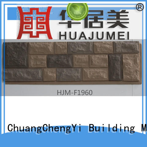 Hot faux brick panels for interior walls exterior ChuangChengYi Brand
