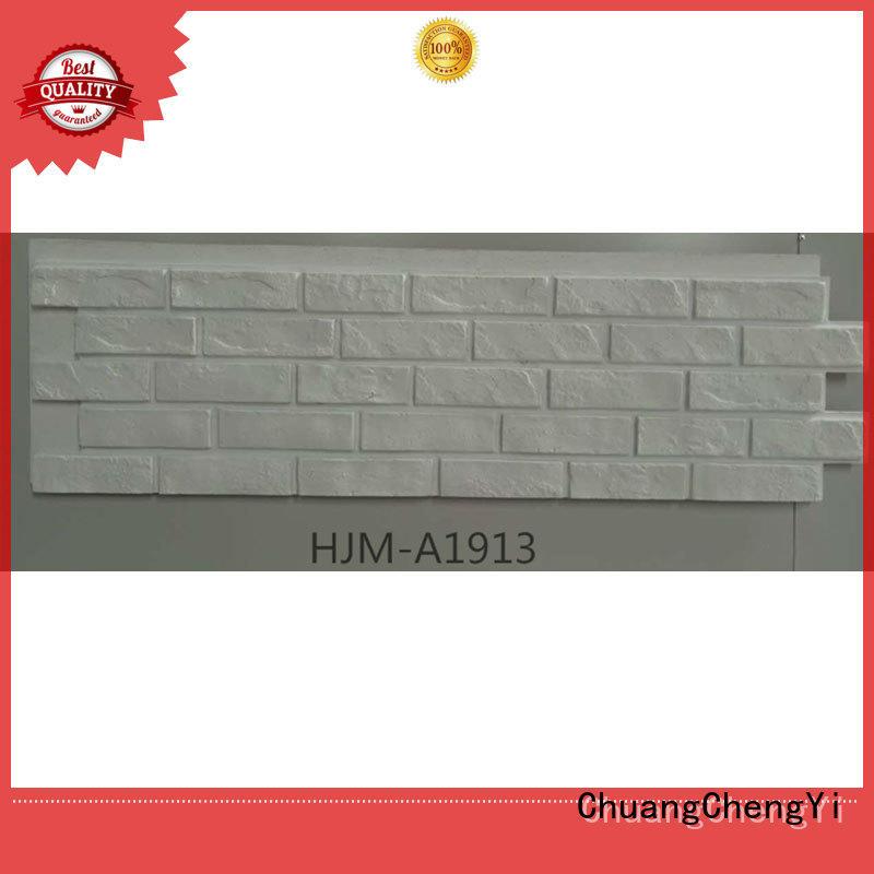 Wholesale exterior fake brick wall panels ChuangChengYi Brand