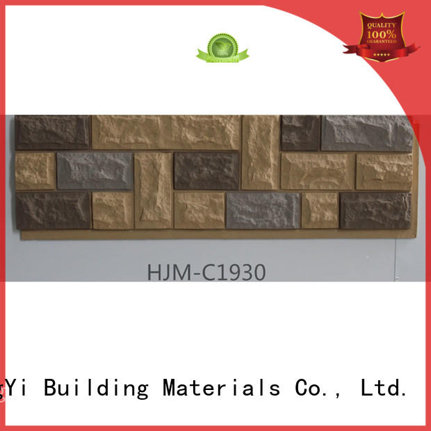 ChuangChengYi hjmf1962 faux stone post Suppliers for entertainment