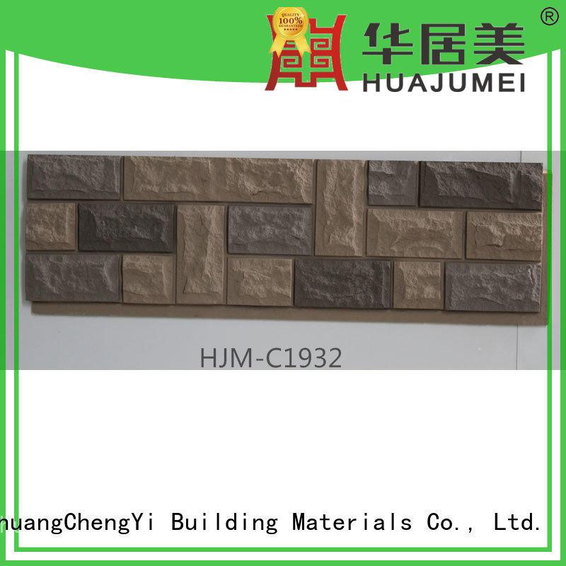 environmental wall OEM faux brick panels ChuangChengYi