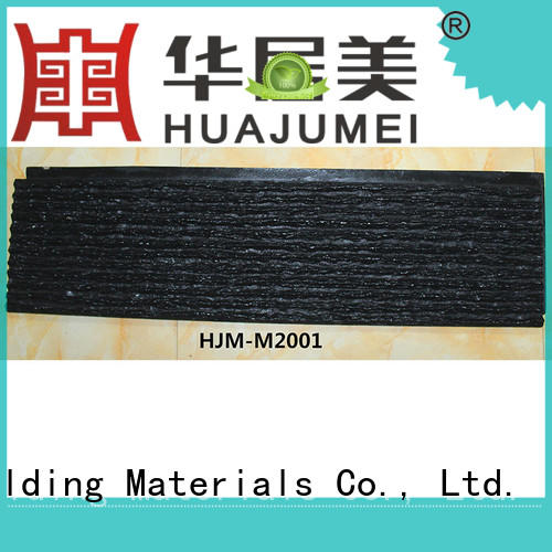 waterfalls faux slate wall tile bulk production for exhibition ChuangChengYi