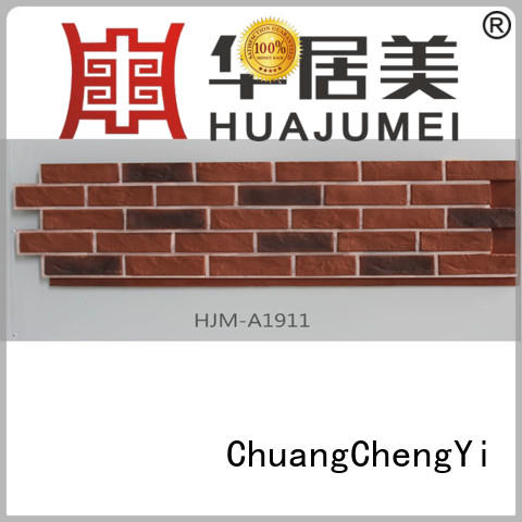 ChuangChengYi weatherproof faux brick tile producer for sign