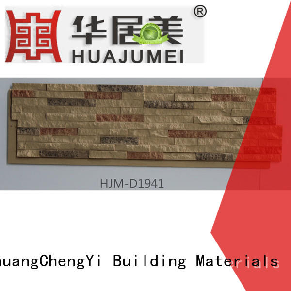 ChuangChengYi crystal fake slate wall panels supplier for exhibition