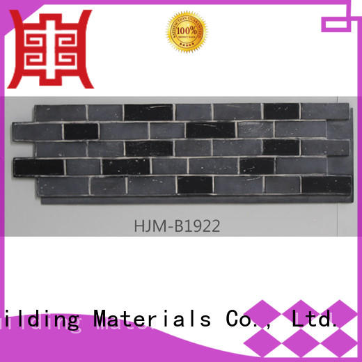 ChuangChengYi fireproof where to buy faux stone wall panels funk for restaurant
