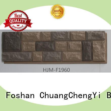 fire resistant faux brick tile archtitecter manufacturers for amusepark