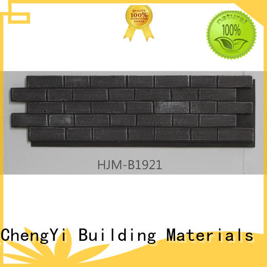 ChuangChengYi brick where to buy faux stone wall panels chic design for amusepark