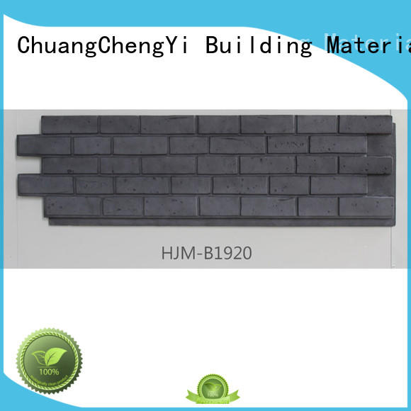 fireproof exterior faux stone stone in china for hotels