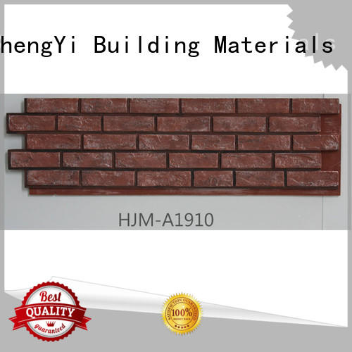 weatherproof faux brick tile hjma1914 manufacturers for retailer