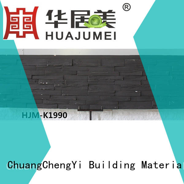ChuangChengYi stone faux veneer for business for hotels