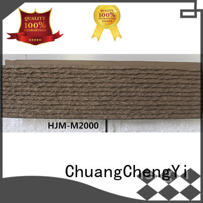 ChuangChengYi flowing mdf wall panels manufacturers for sign
