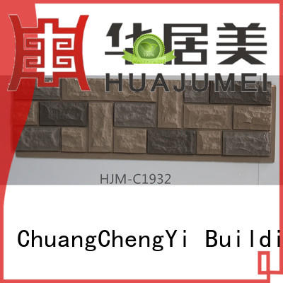 faux brick panels for interior walls panel exterior wall ChuangChengYi Brand