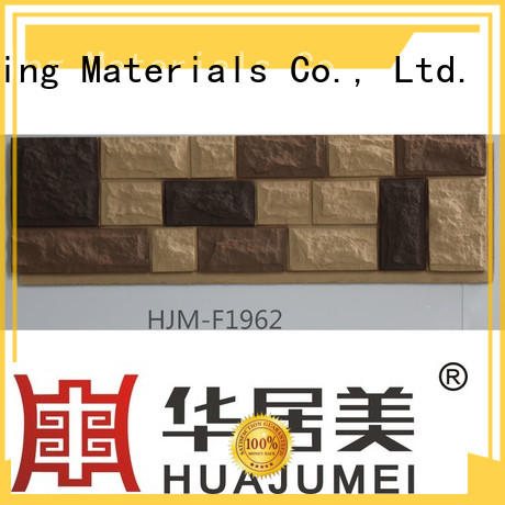 ChuangChengYi fashion design fake stone veneer producer for sign