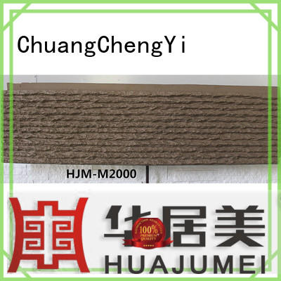 easy to install faux slate wall tile waterfalls in china for houseowner
