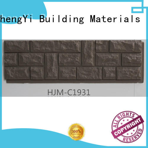 ChuangChengYi hjmc1931 faux brick wall tiles for amusepark