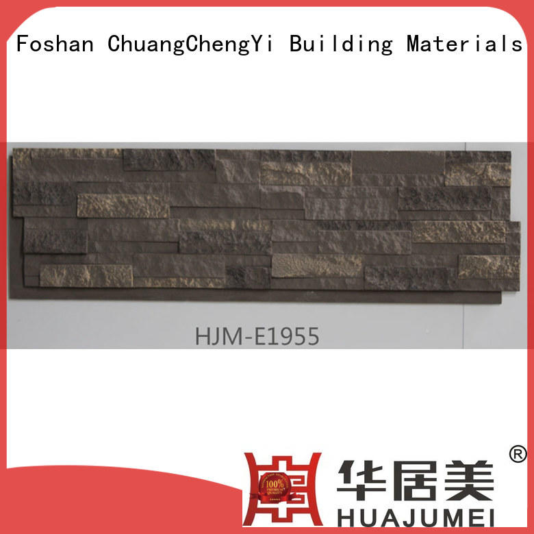 ChuangChengYi faux brick cost in china for hotels