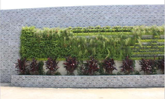 Kian-Malaysia Furniture Company Accent Wall Display
