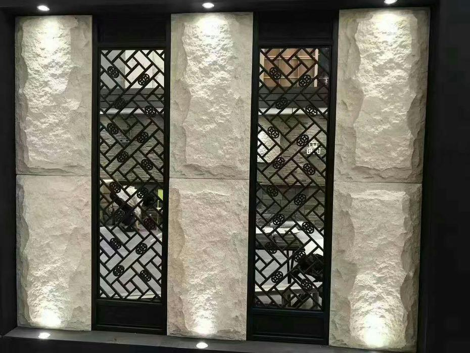 Exhibition Accent Wall Display in the 14th China(Guangzhou)International Building Decoration Fair