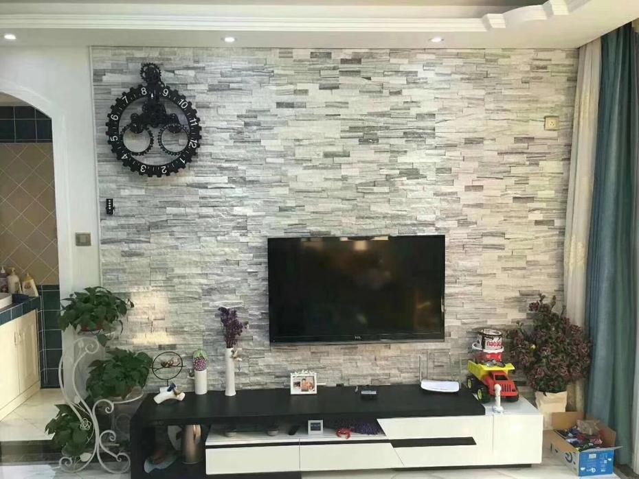 DIY installation of Accent Wall for Houseowner