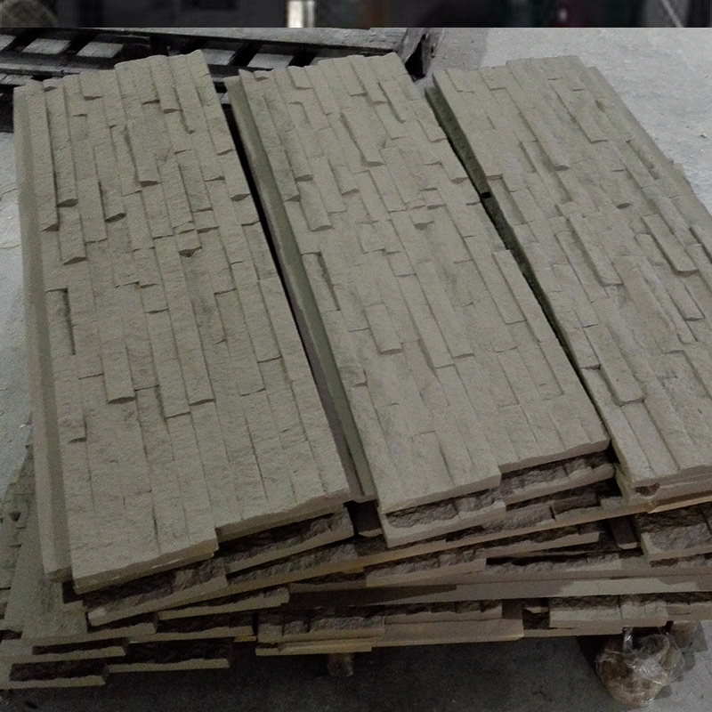 High-quality white brick veneer builder in china for exhibition-11