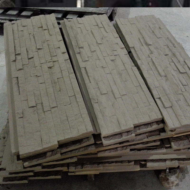 ChuangChengYi zero maintenance 4x8 faux rock panels bulk production for amusepark