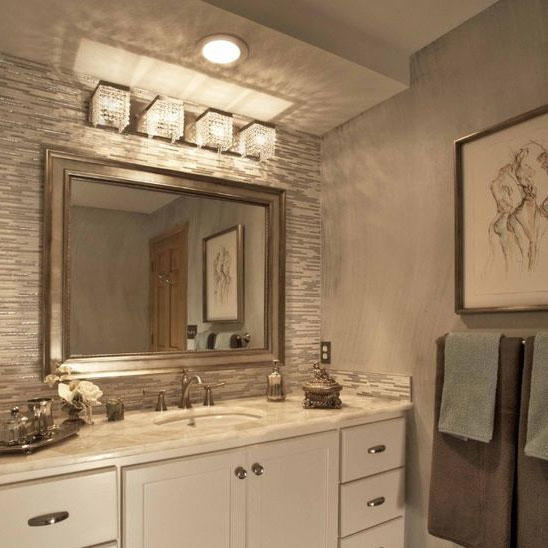 fashion design faux stone sheets bathroom for sign